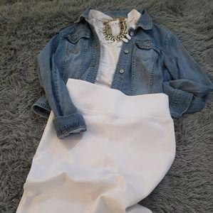 White Hybrid & Co. Skirt
